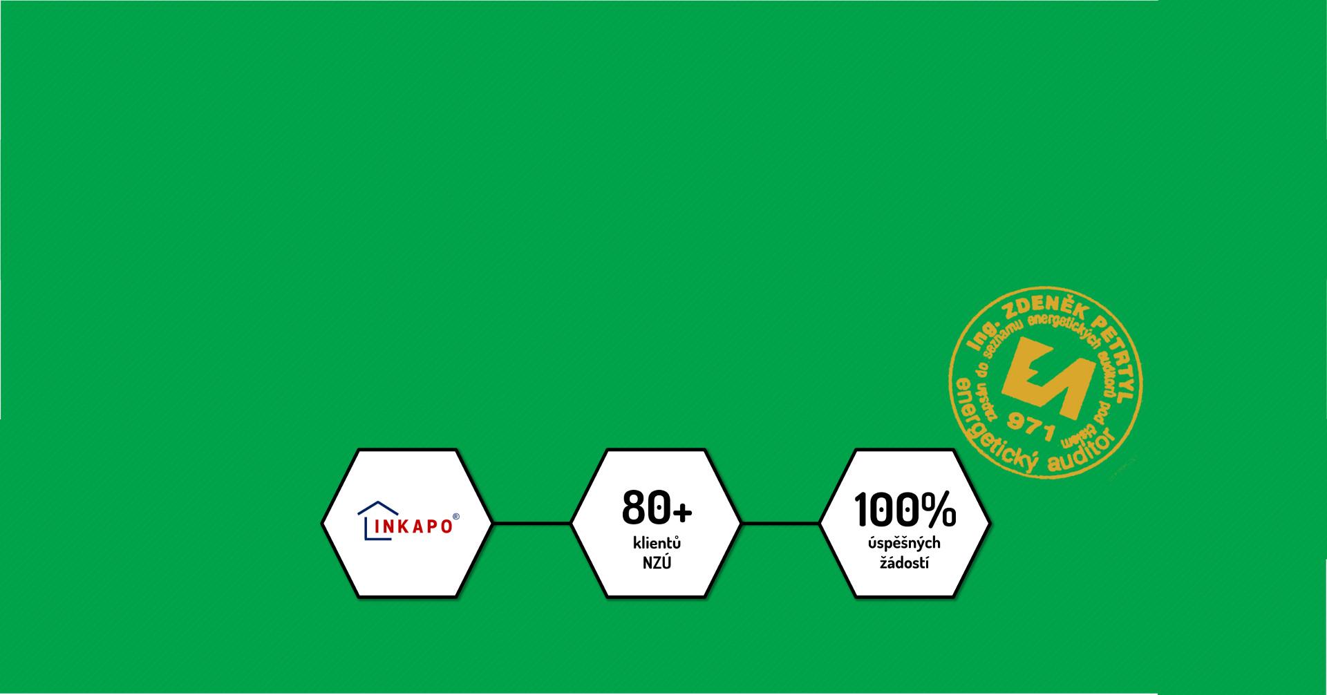 Nová zelená úsporám INKAPO