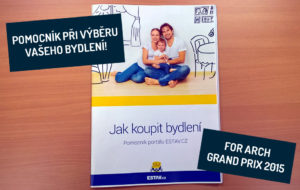 Příručka Jak koupit bydlení, na které se autorsky podílel i Ing. Zdeněk Petrtyl z firmy INKAPO, získala cenu ForArch Grand Prix 2015.