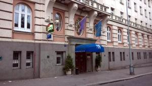 Masarykova kolej ČVUT hostí vzdělávací akce Asociace energetických auditorů a specialistů pravidelně.